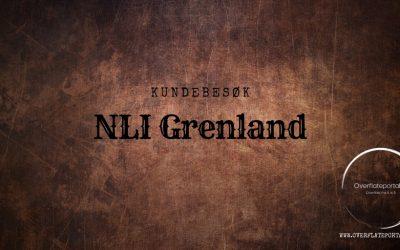 Kundebesøk NLI Grenland
