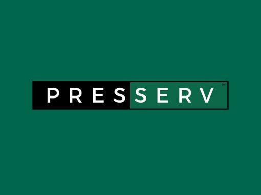 PRESSERV AS